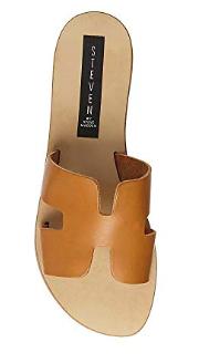 classic brown sandal -
