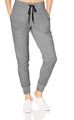 terry jogger pants -