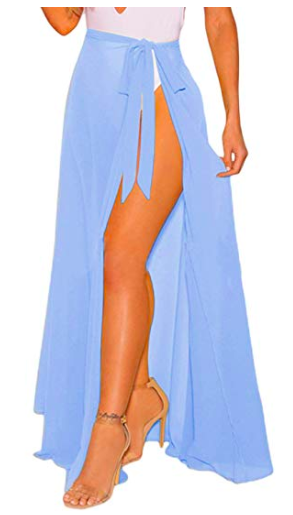 beach or swimsuit sarong cover-ups - comes in so many colors! -