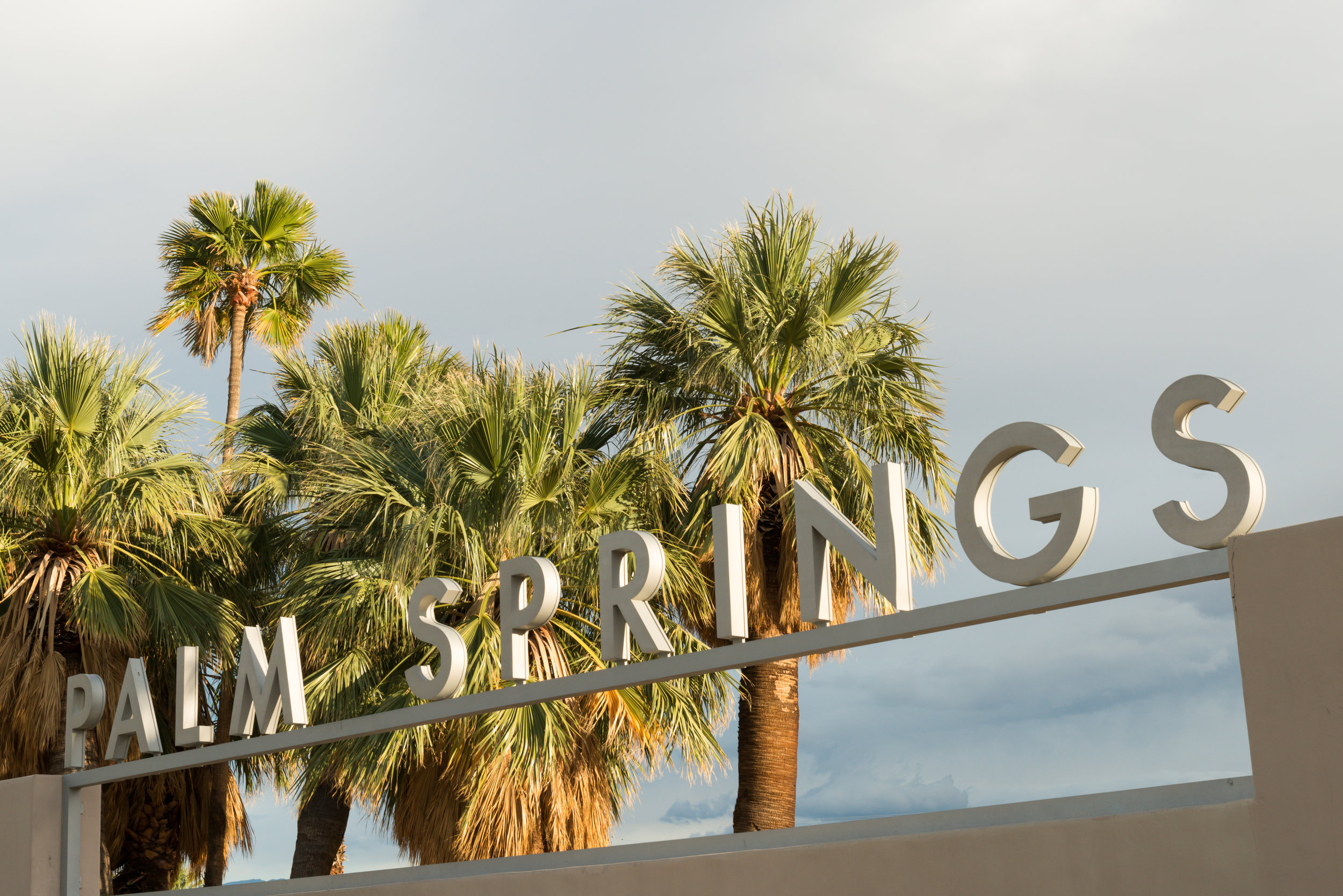 Palm Springs Ca.