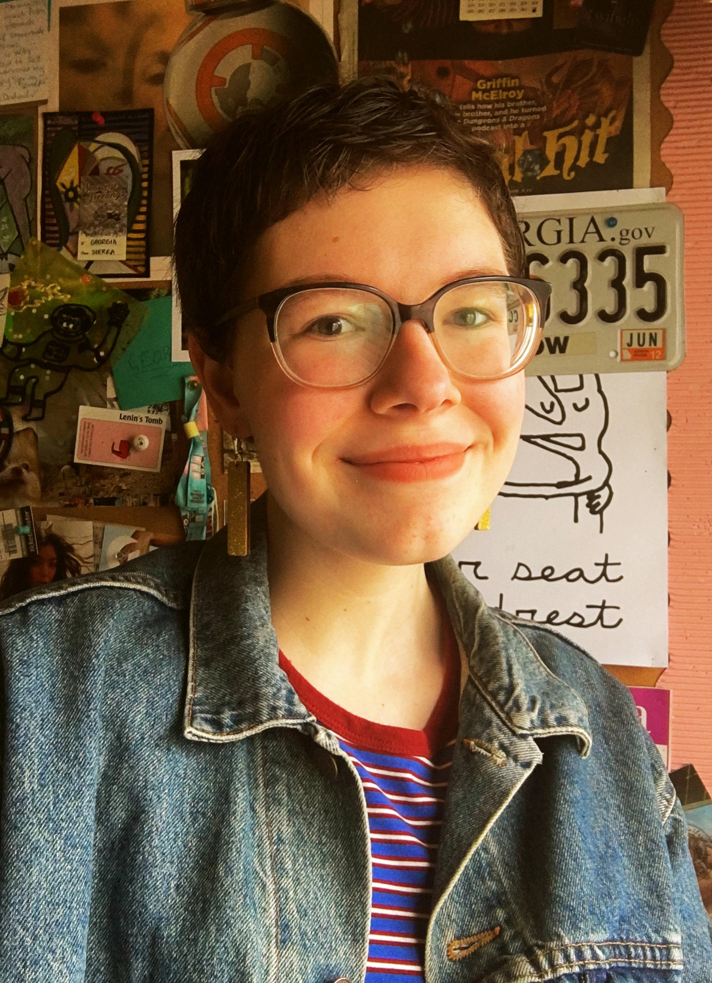 Georgia Moore - Graphic Designer
