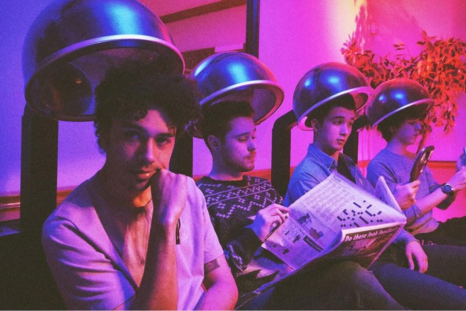 NJ-based band, Ocean Heights