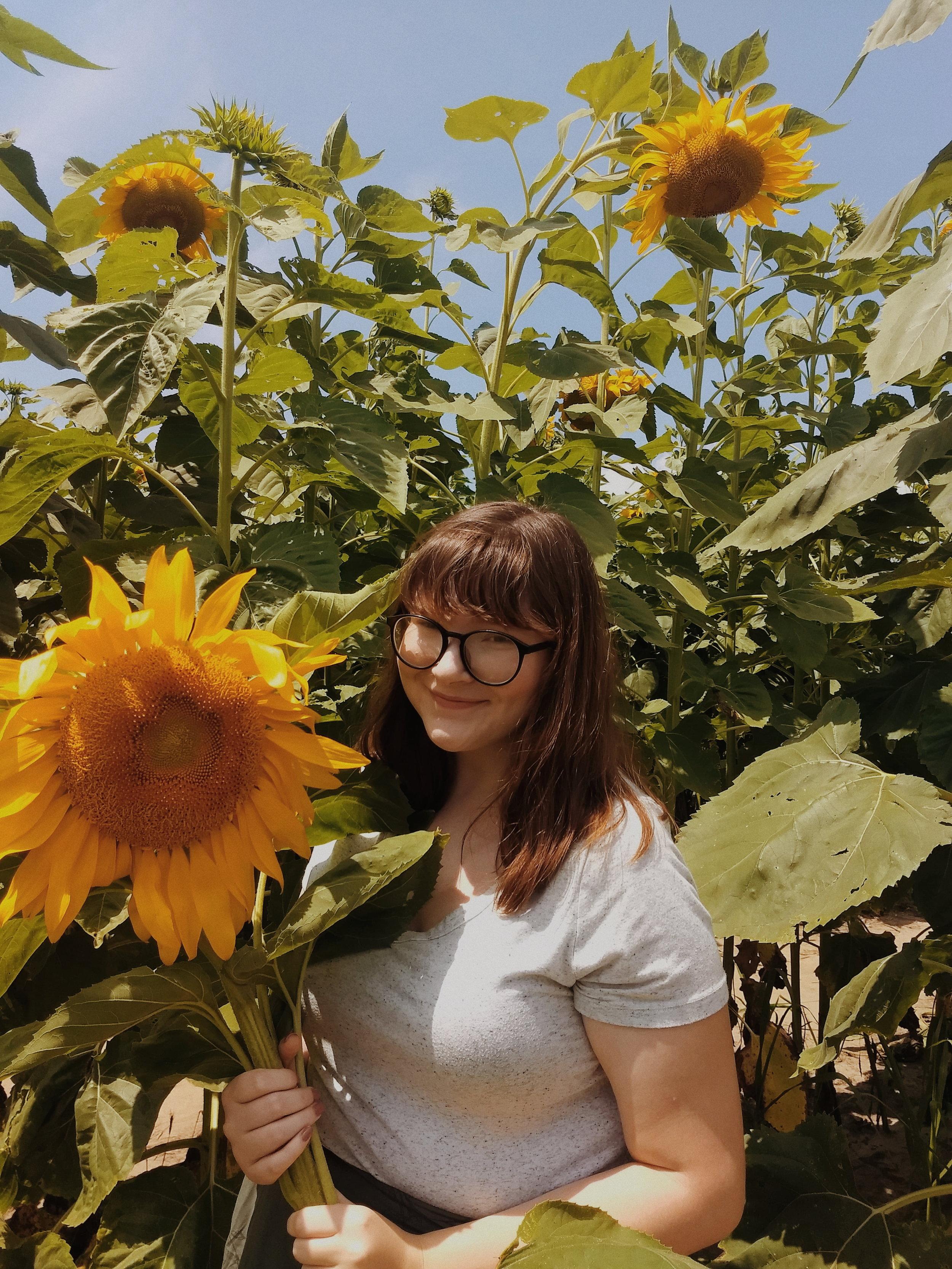 Maegan Stapleton: Social Media Manager
