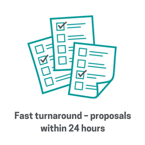 Fast turnaround - proposals within 24 hours.jpg