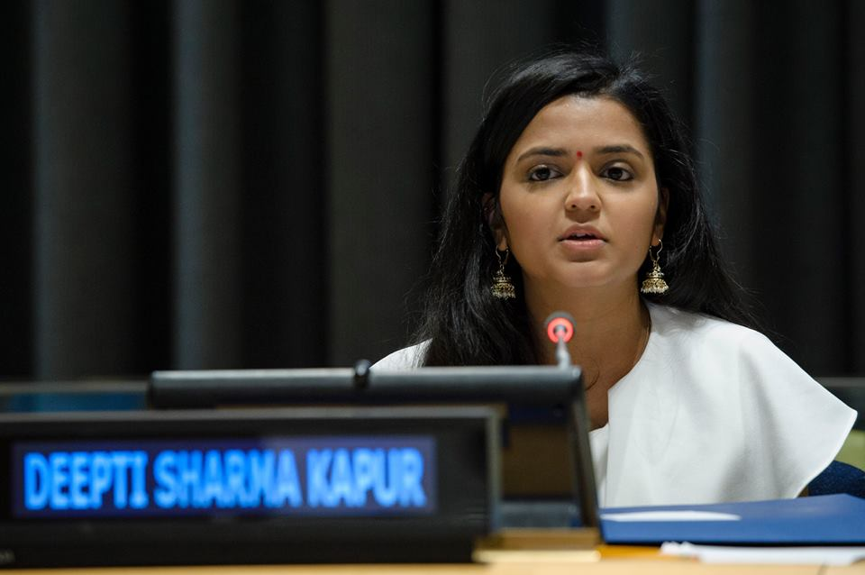 Deepti Sharma - is available for panels, moderation & keynote speaking opportunities. She speaks on women's empowerment, diversity & inclusion, motherhood, entrepreneurship, and small businesses.
