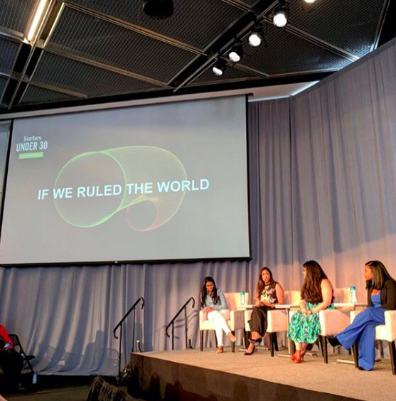 """Women@Forbes Under 30 Inspiration…If We Ruled The World     September 2017  The new generation of leaders starting companies or organizations today the the most inclusive generation to date. Hear from them how they would experience the world if they were leading in a gender equal workplace and society. What if the gender gap was eliminated? What if it had never existed? What opportunities it would open up? How would they envision the future? Find out how they are being """"the change they want to see"""""""