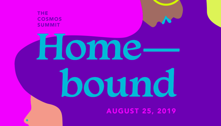 The Cosmos Summit   is the first large-scale experience empowering the Asian women and gender non-binary community. August 25, 2019   Keynote- Made in America(ish)  Accepting your labels and using them to be an agent of change