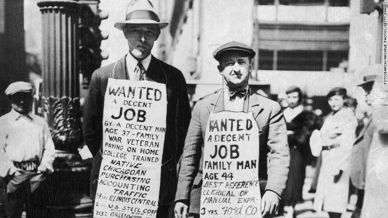 Donald Trump's America (the Great Depression)