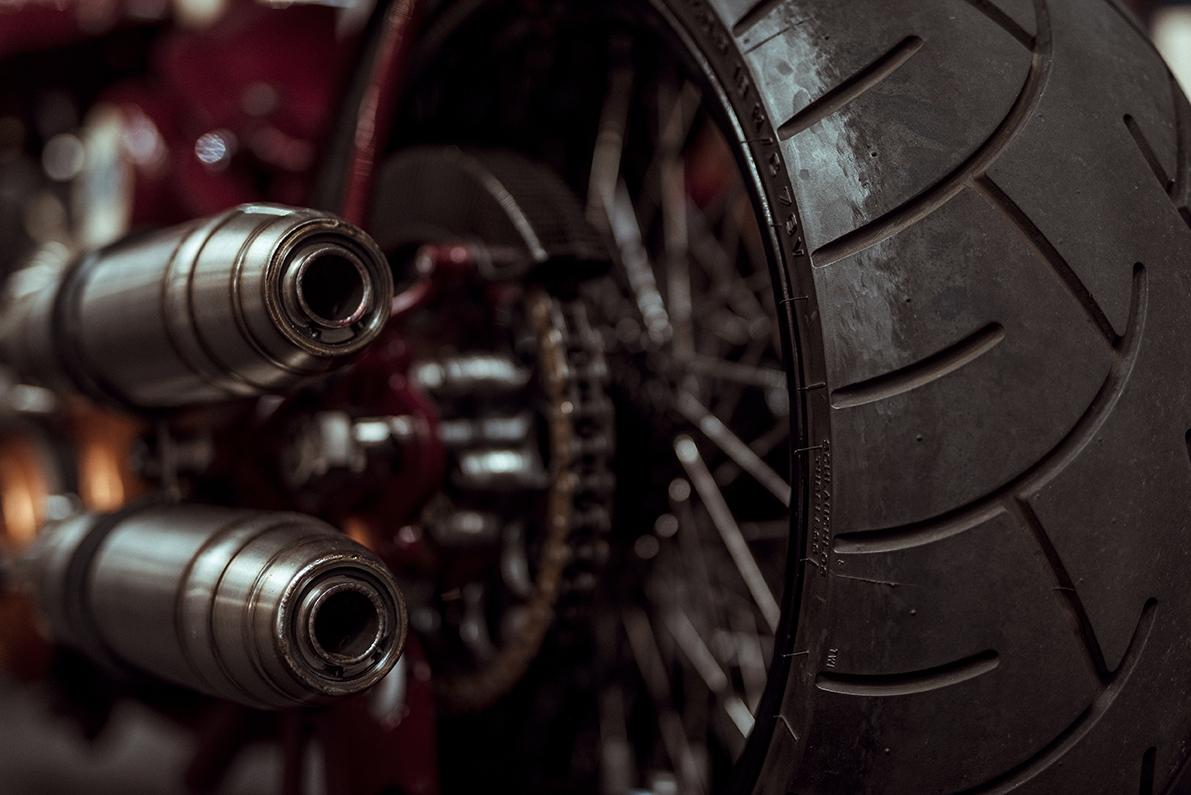 Bike Shed 2019 - Drew Deas - Ferrous