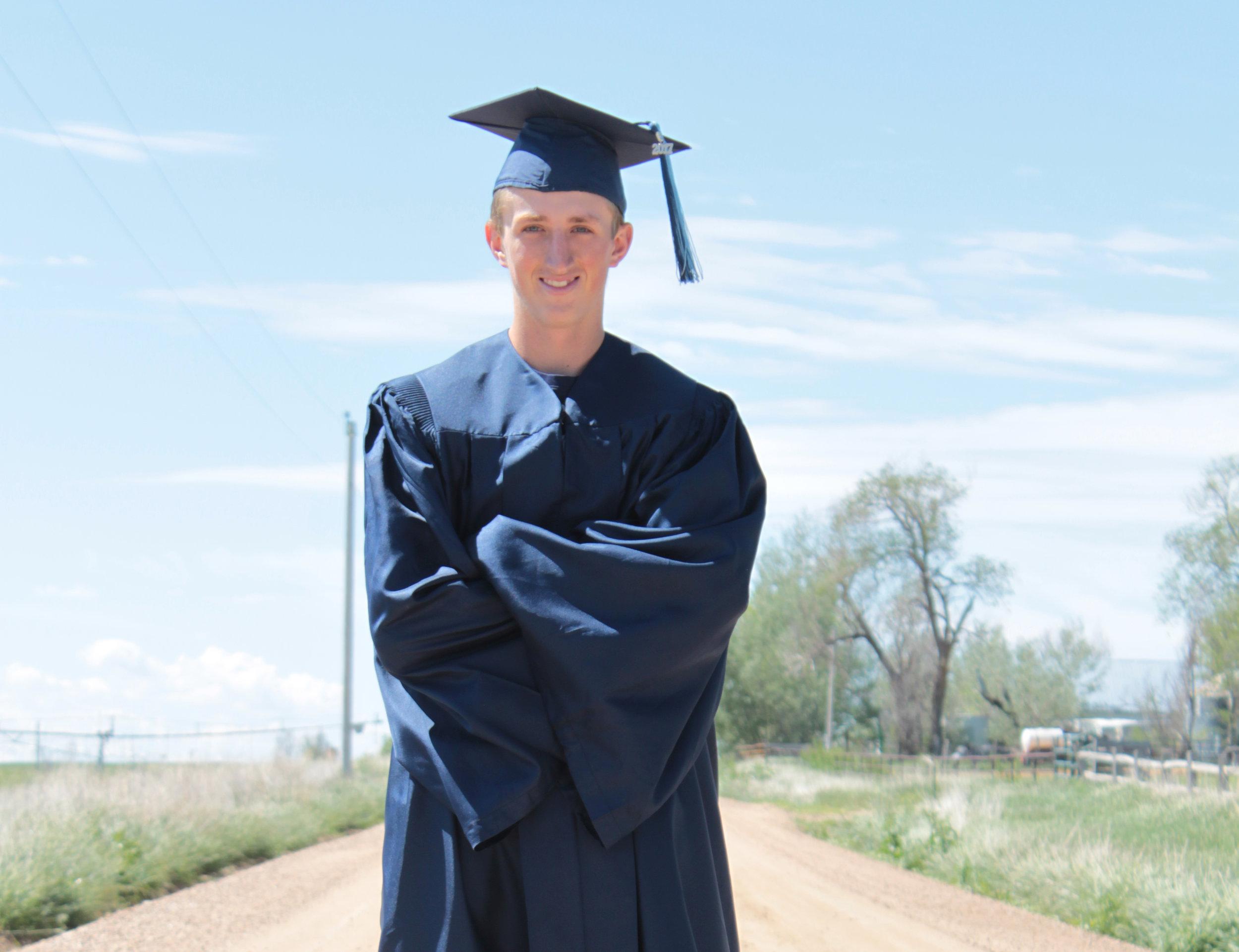 2017 Scholarship Recipient, Issah Smith