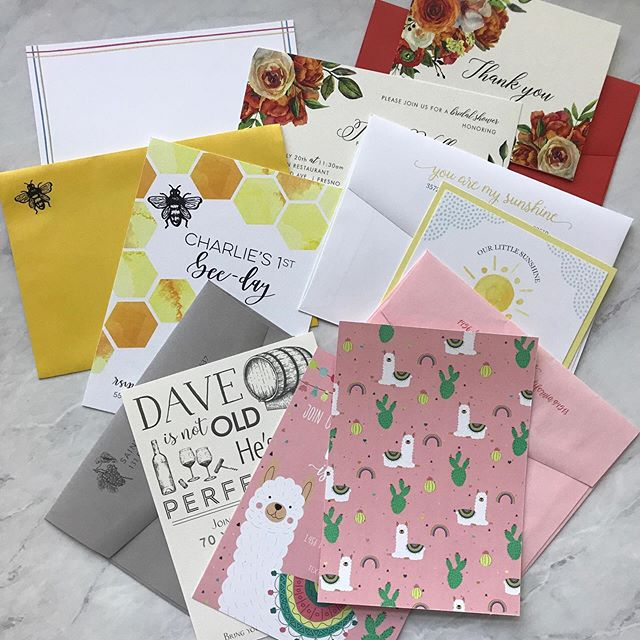 I had a quick minute to look at a couple of my summer stationery projects. Life gets busy and sometimes I forget to appreciate all the fun I have creating and the people I get to create for. ❤️ ⠀⠀⠀⠀⠀⠀⠀⠀⠀ ⠀⠀⠀⠀⠀⠀⠀⠀⠀ ⠀⠀⠀⠀⠀⠀⠀⠀⠀ ⠀⠀⠀⠀⠀⠀⠀⠀⠀ #modernpresspaperstudio #fresnoinvitations  #smallbusiness #smallbusinessowner #stationerydesigner #stationery #paperlove #paperie #papergoods  #bespokeinvitations