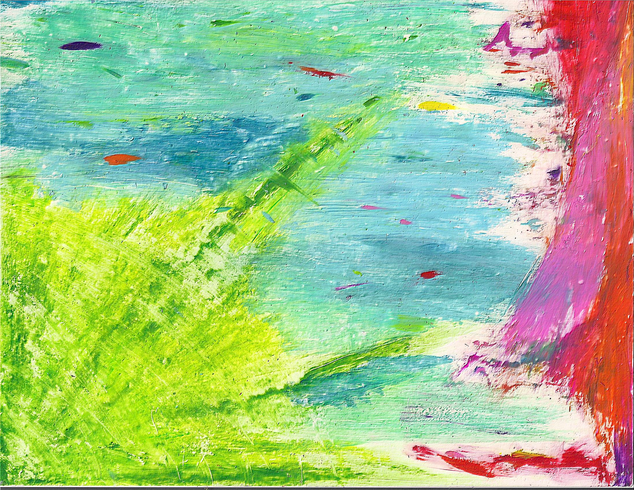 """""""Jocund"""" (Artwork by Nina Fazzi)"""