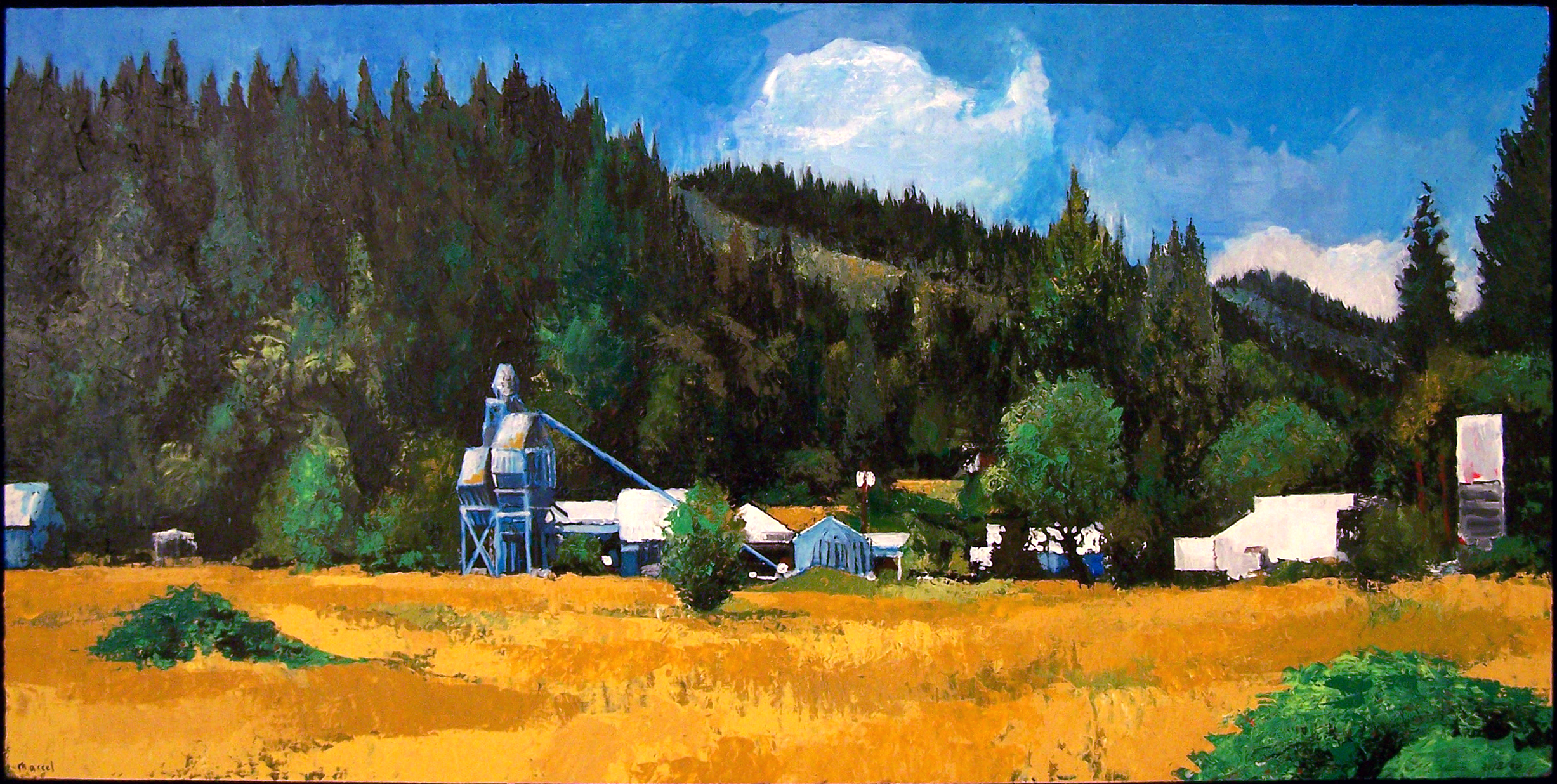 NMarcel-2007-acrylic on panel-view from Highway 6.jpg