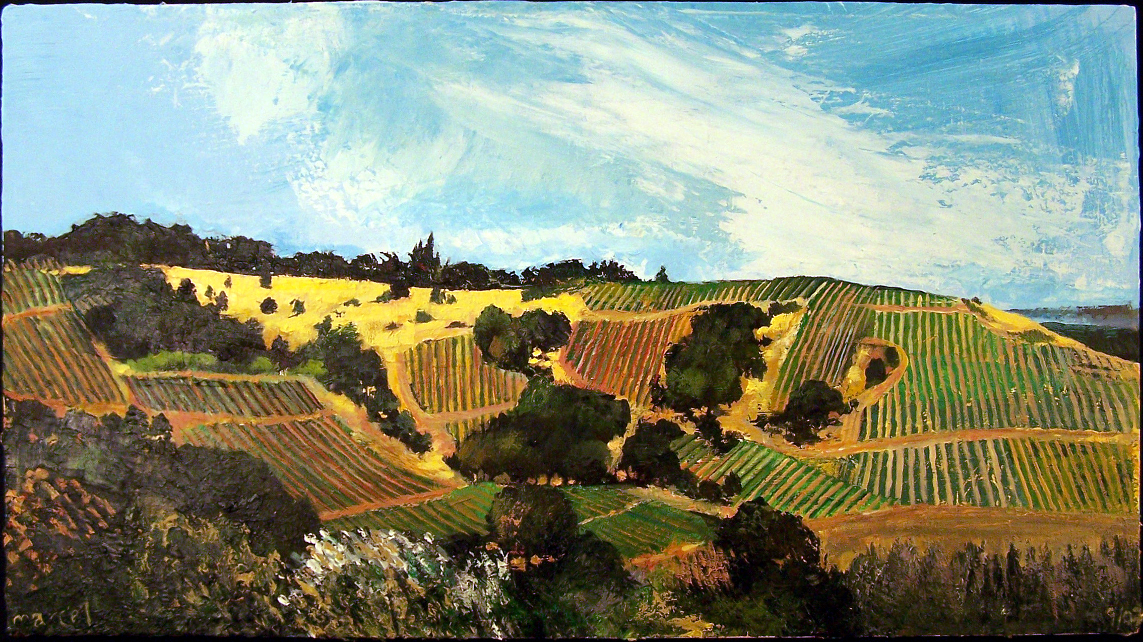 NMarcel-2007-acrylic on canvas-view from erratic rock.jpg