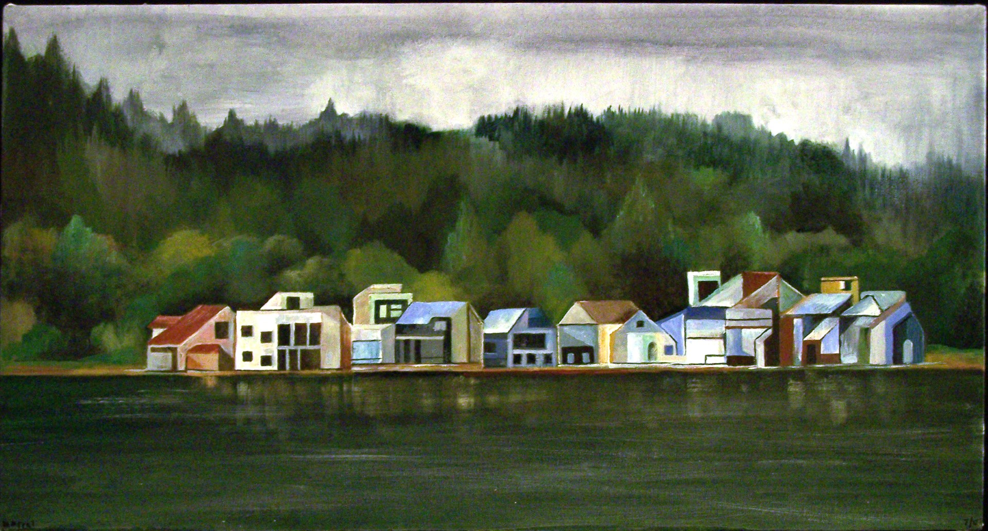 NMarcel-2007-acrylic on canvas-houseboats (Large).jpg