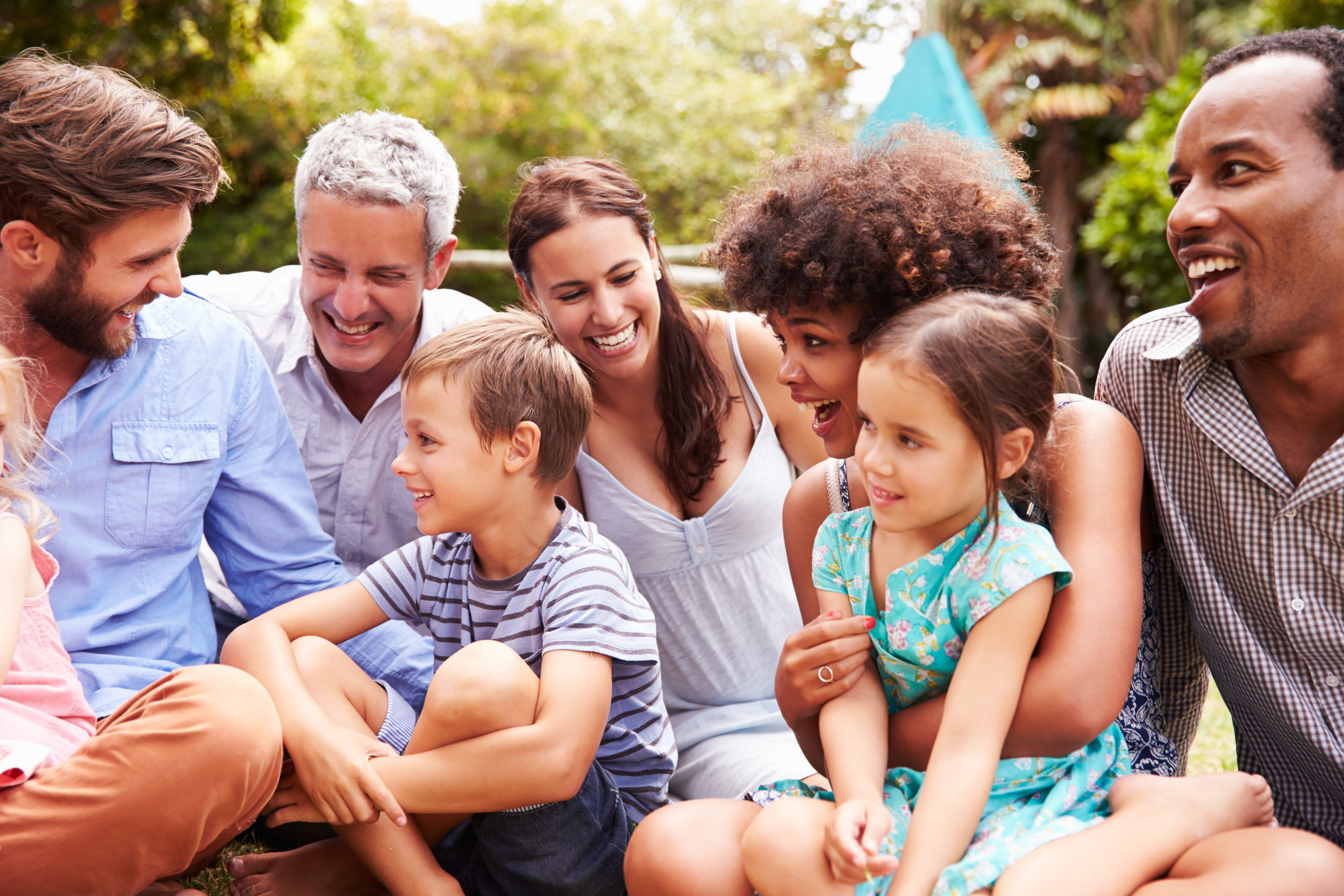 Join a Group - Build social connections and parenting skills in Circle of Parent groups all around Colorado.