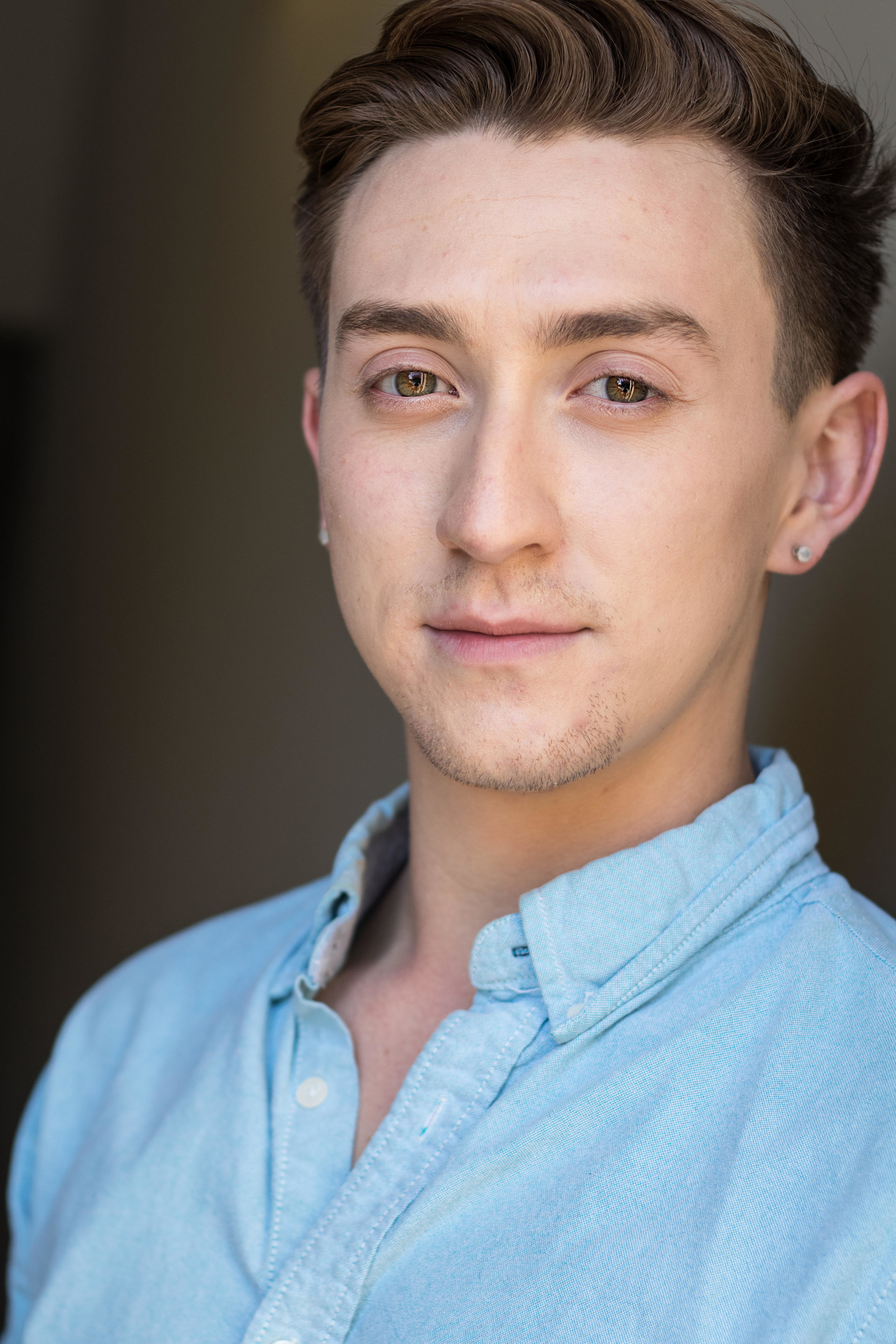 "Patrick Wallace has a BFA in Drama from the University of Southern California and won the Jack Nicholson Award for his achievements there. ""Matt"" is centered around his character's story, and we can't wait to share his debut in it with you."