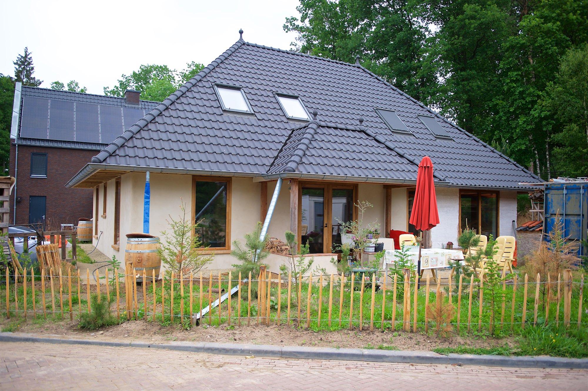 Passive House Hemp Shuttered Hempbuild Sustainable Products Project.jpg