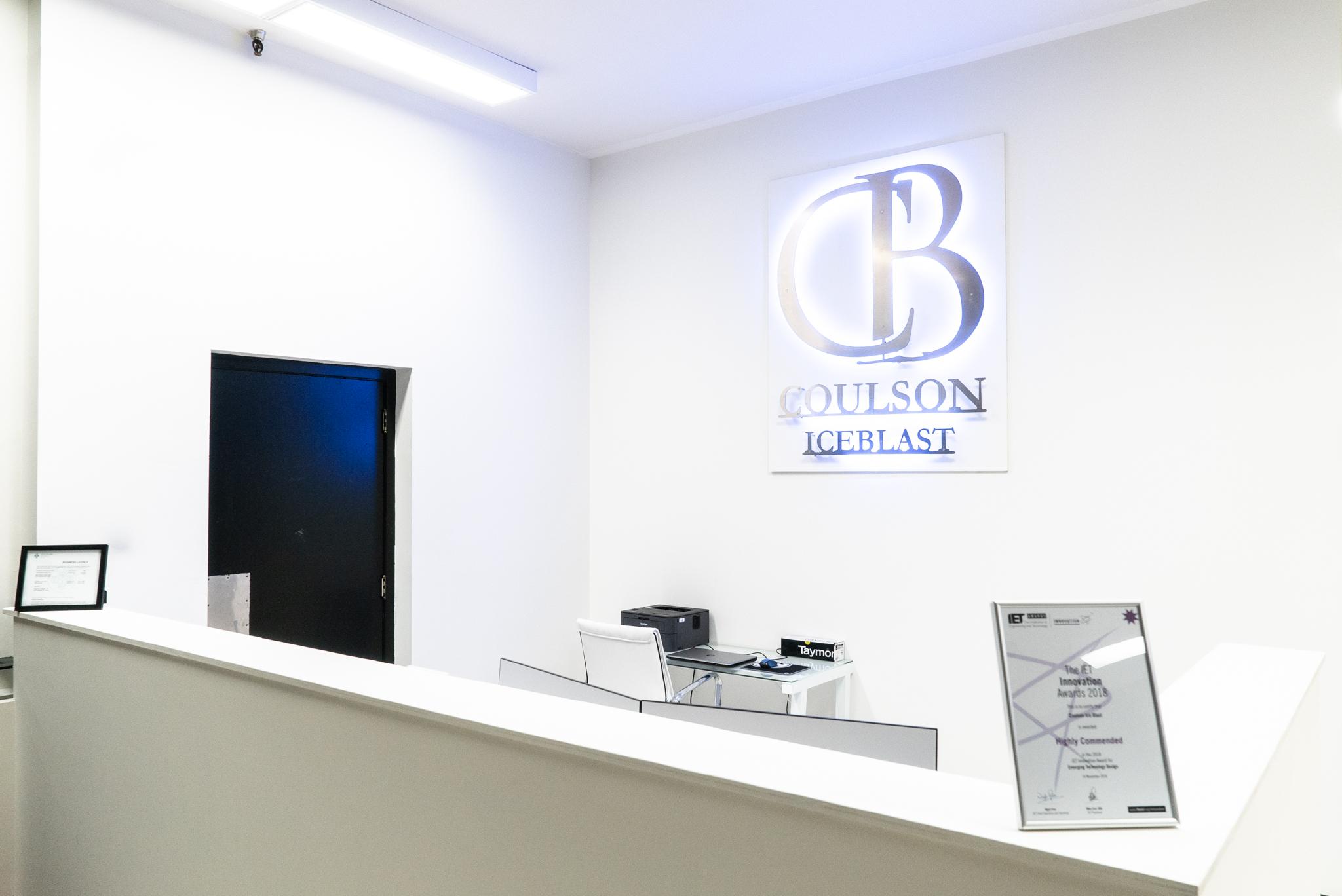 Coulson Ice Blast Head Office. 150,000 sq.ft located in Port Alberni, BC, Canada.
