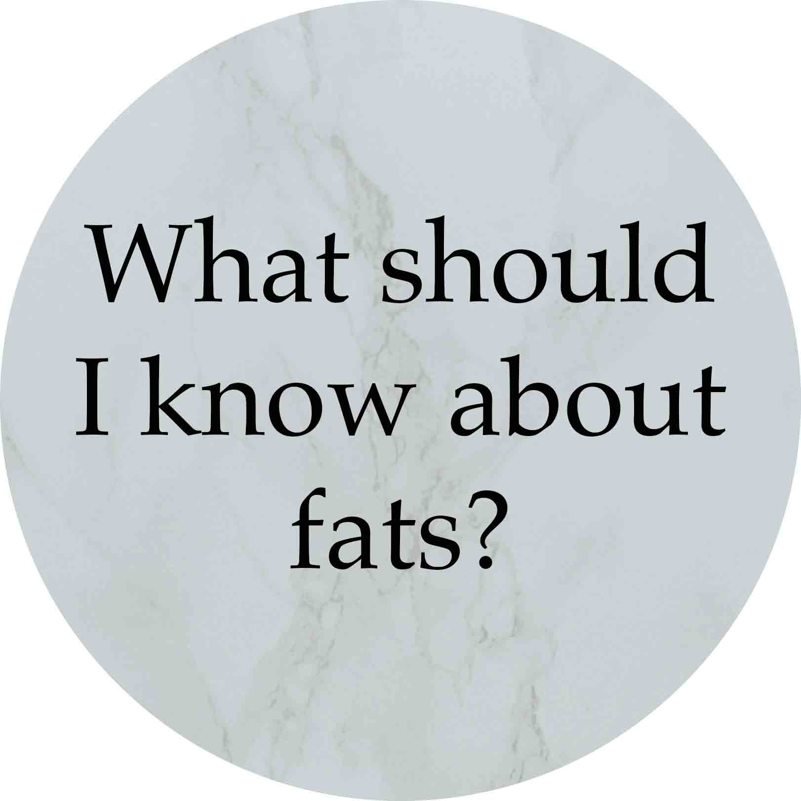 Granny Keto FAQ: What should I know about fats?