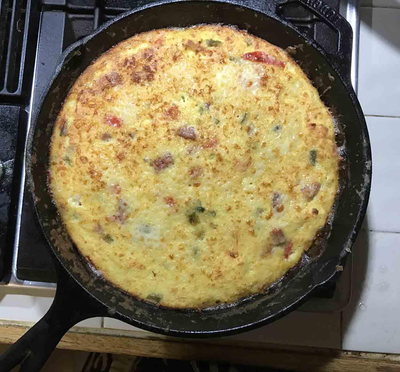 GrannyKeto.com Recipes: Frittata