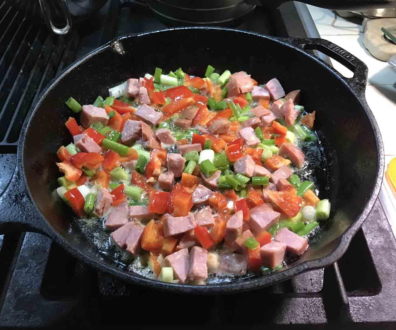 GrannyKeto.com Recipes: Frittata Fillings