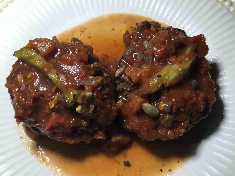 GrannyKeto.com Recipes: Sheikh El Mahshi (Lebanese Eggplant Casserole)
