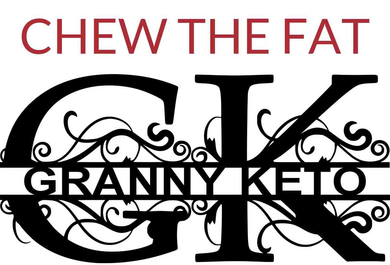 GrannyKeto.com: About the Chew the Fat podcast