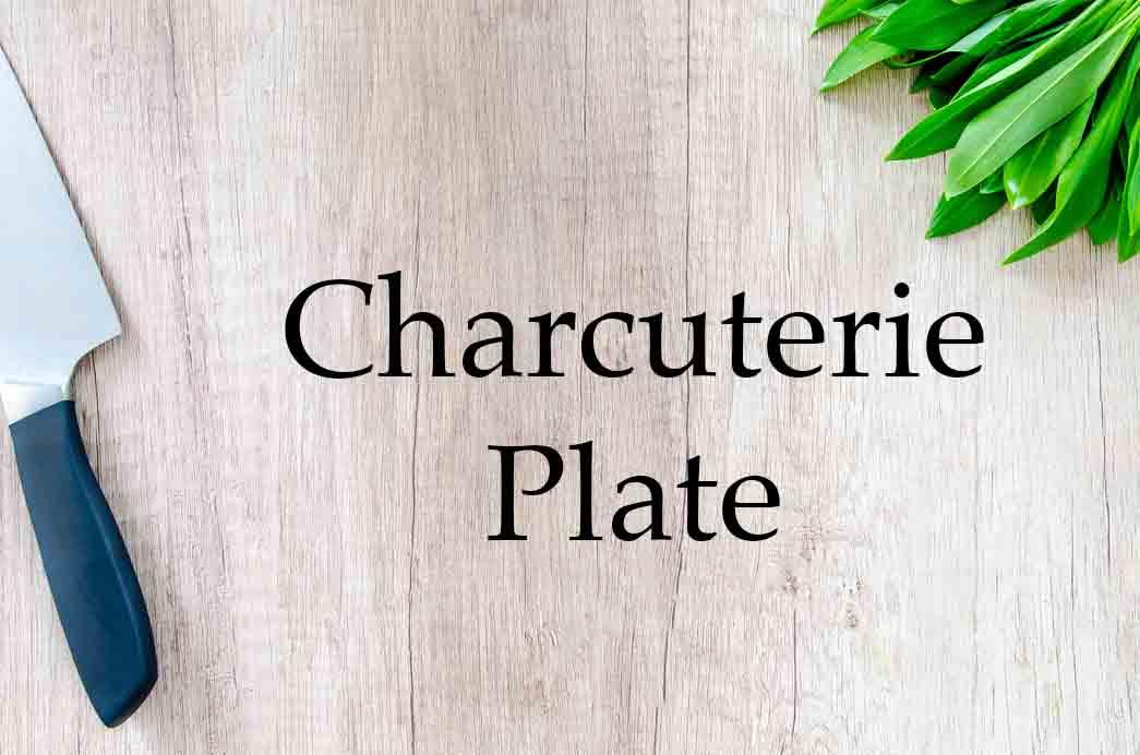GrannyKeto.com Recipes: Charcuterie Plate