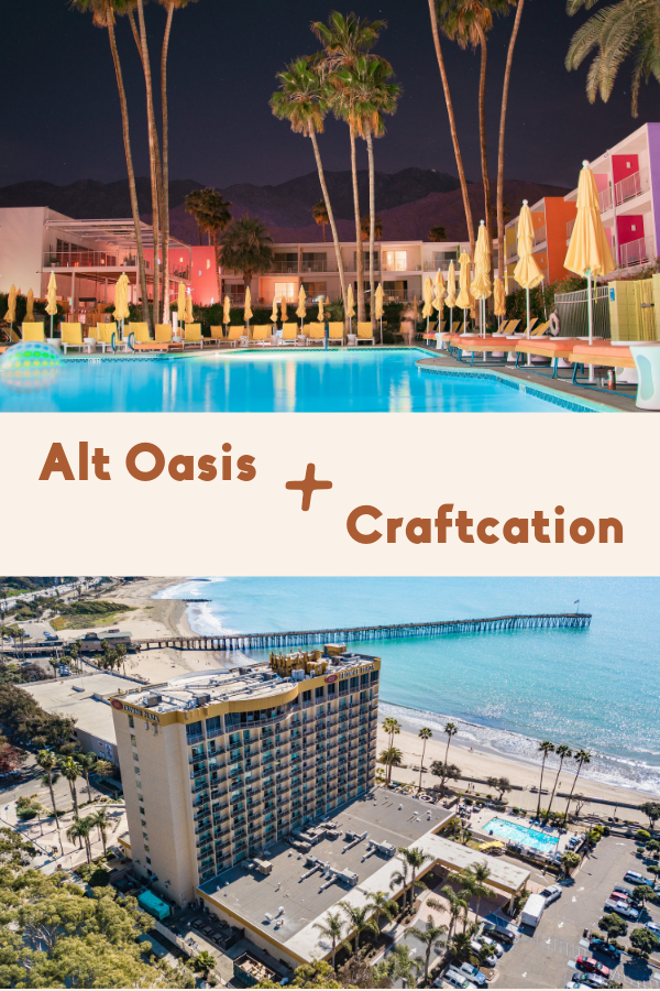 Alt Oasis and Craftcation