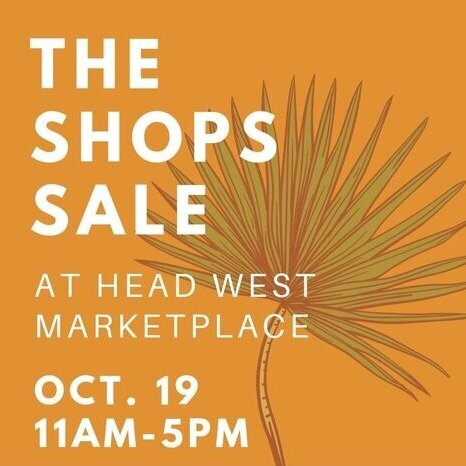 The Shops Sale at Head West