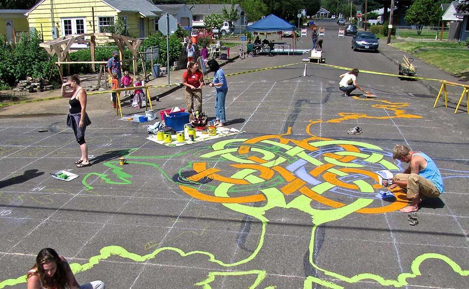 Springwater Community - Portland, Oregon
