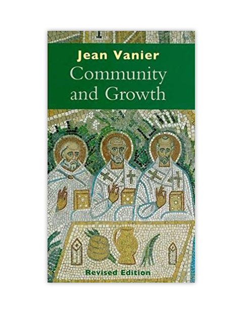 Community and Growth - Jean VanierIf you've ever thought about community- this book is essential reading. In the fifteen years since it first appeared in English, it has become the classic text on the subject -- read, dog-eared, borrowed, and discussed. Vanier is not a rosy idealist. That is because his writing is based not on theories, but on a wealth of wisdom gleaned over many years living in community, experiencing difficult days and joyous celebrations, times of struggle and hard-won success, moments of doubt and inspiration. He acknowledges the inevitable little frustrations of a life lived with and for others, but he also helps the reader see that without struggle there is no true growth.
