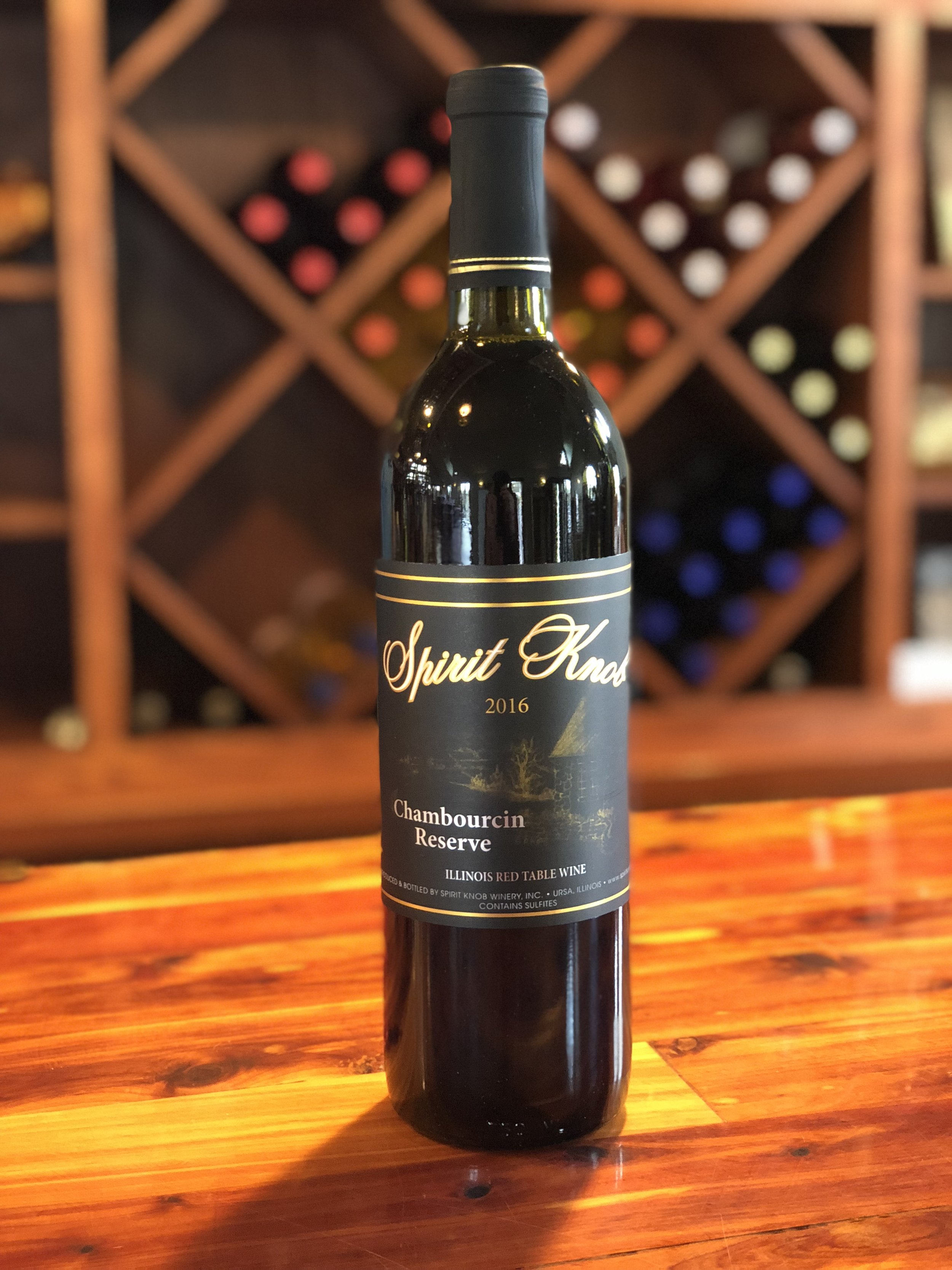 Chambourcin Reserve - A full-bodied oaky dry with flavors of cherry and raspberry. This particular wine ages very well.Click here to buy now!
