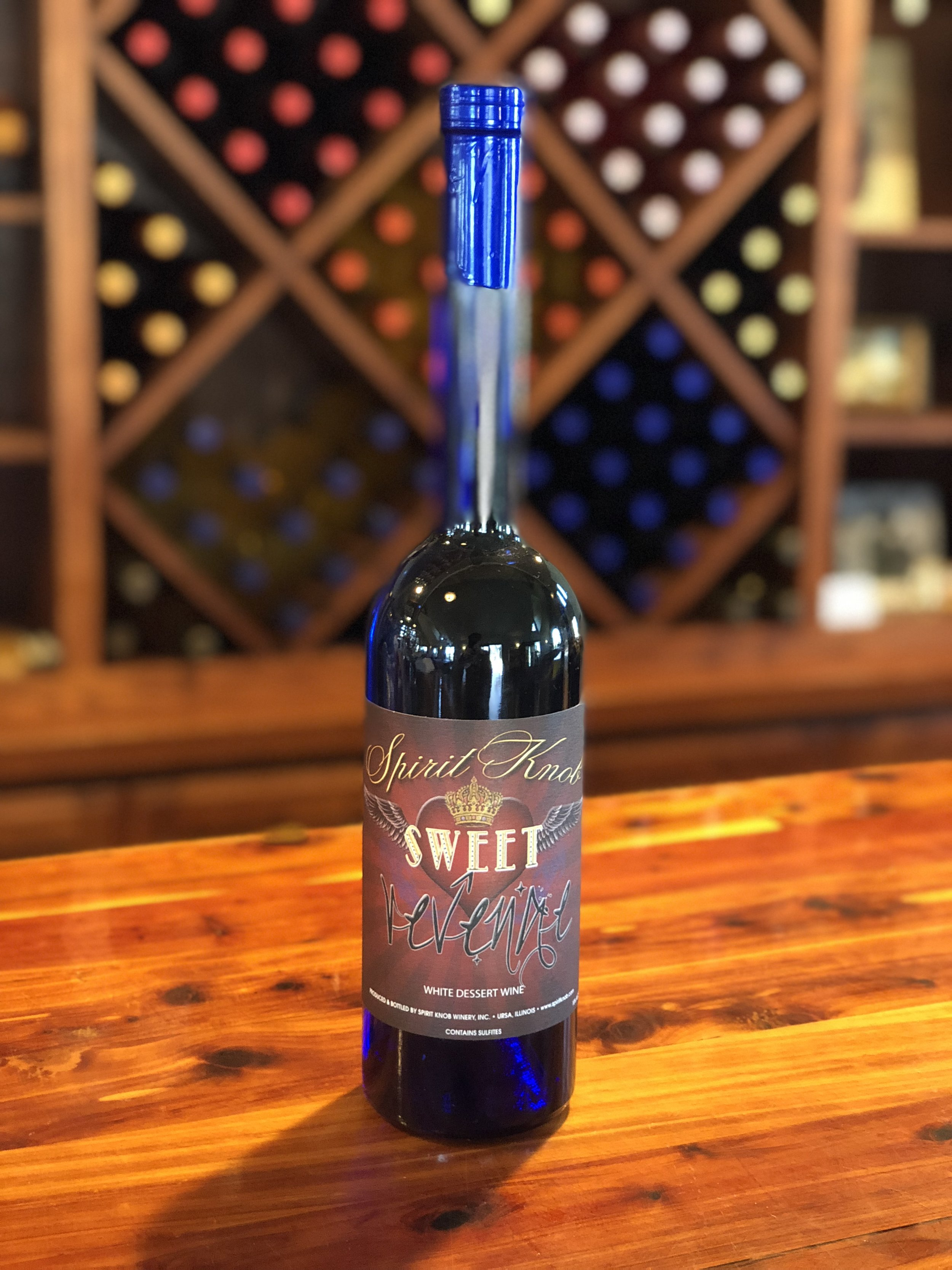Sweet Revenge - This sweet white dessert wine will surely get the party started. Great bachelorette toasting!Click here to buy now!