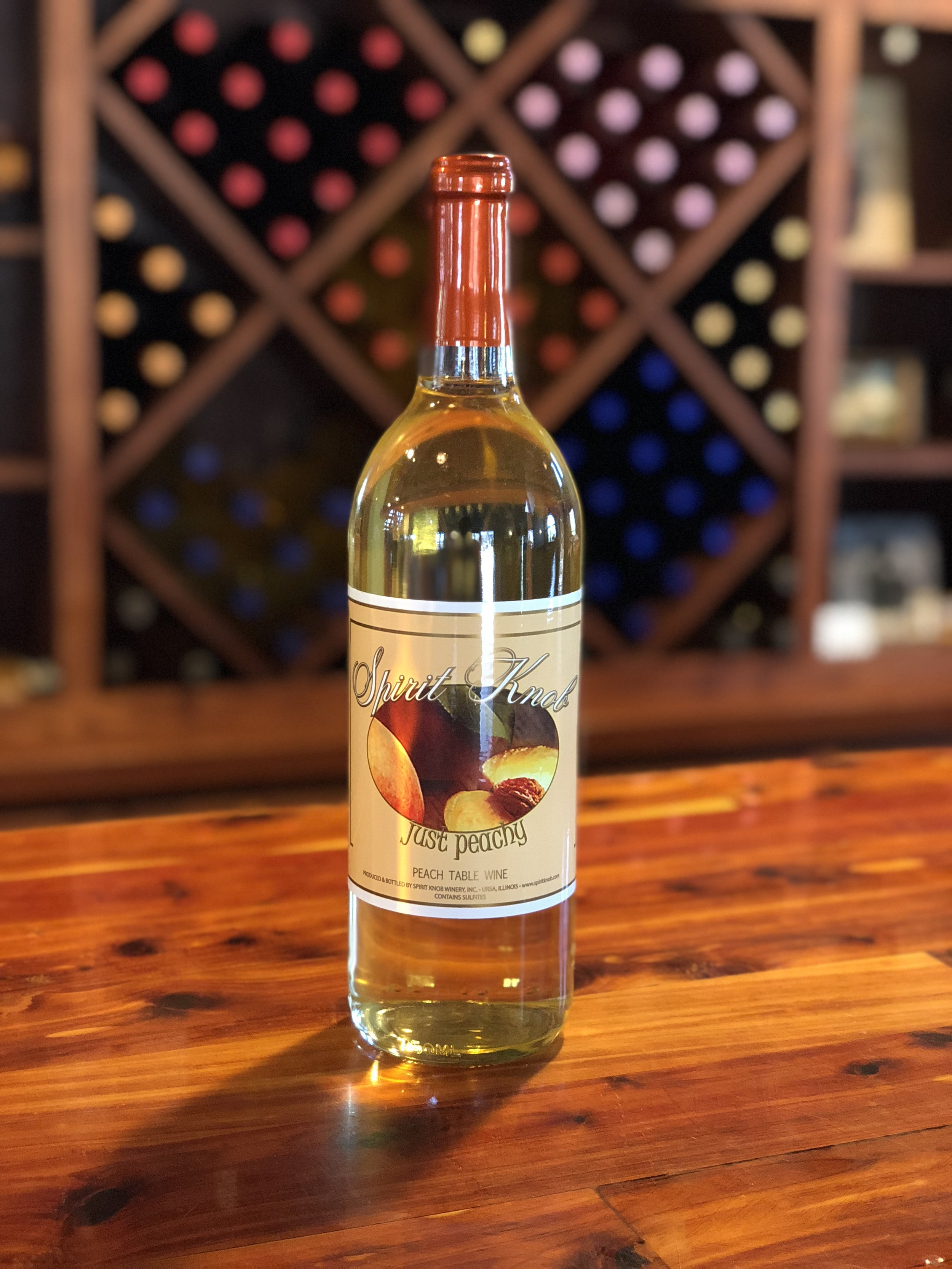 Just Peachy - Pour this in your glass smell a bushel basket of yesteryear.Click here to buy now!