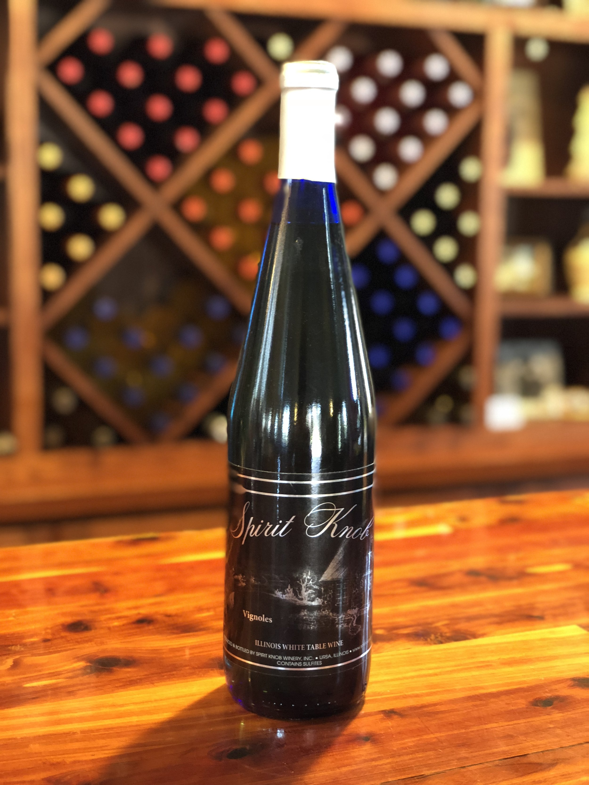 Vignoles - A grape big in flavor and bouquet; the grape that wine-makers love and grape-growers hate!Click here to buy now!