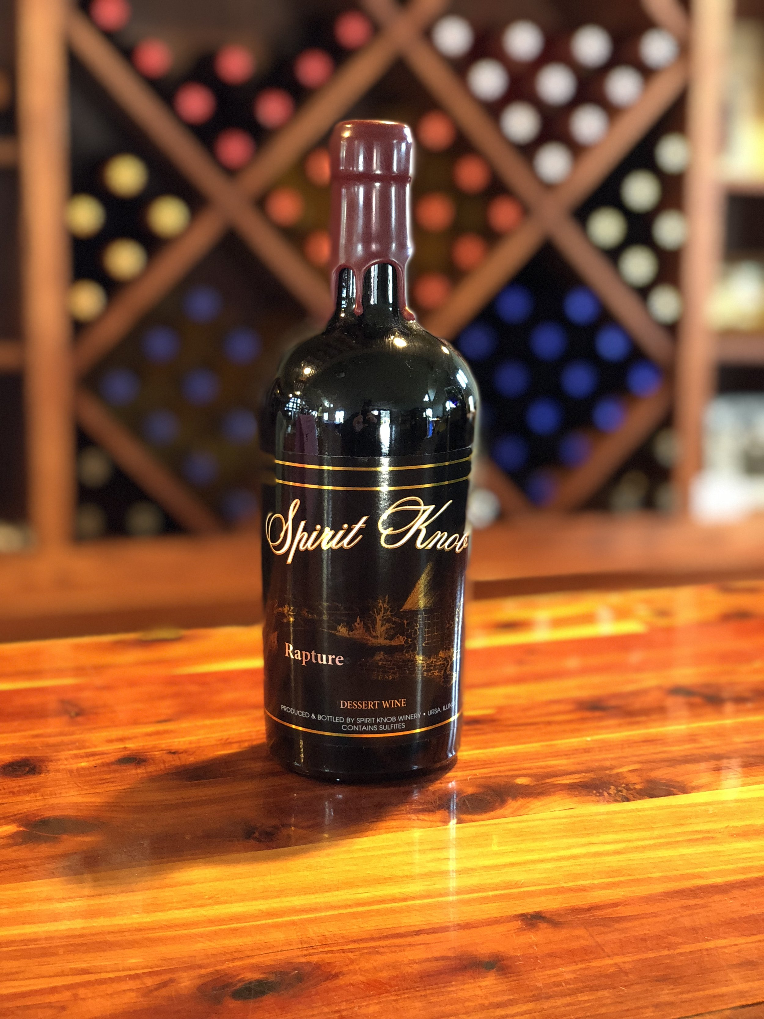 Rapture - Dessert wine with hints of cherry and raspberry. Great cigar wine!Click here to buy now!