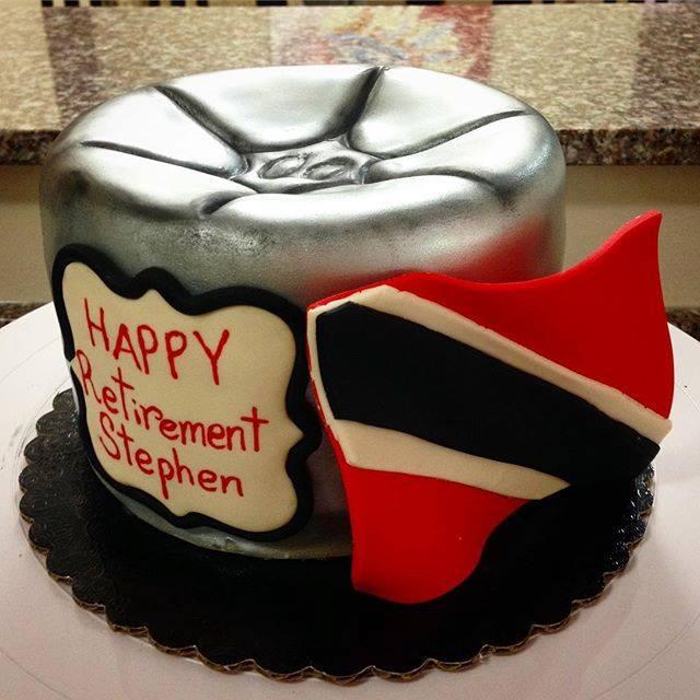 - Custom Cakes