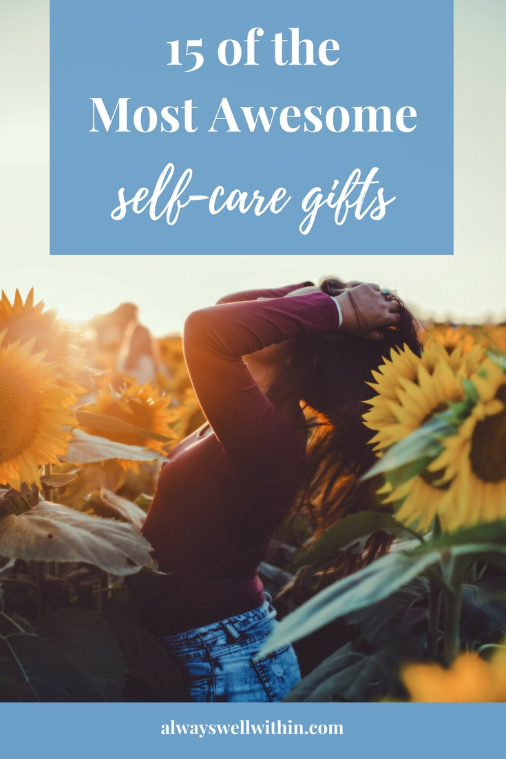 Self-care isn't a luxury, it's a necessity.