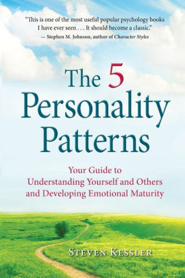 The 5 Personality Patters book