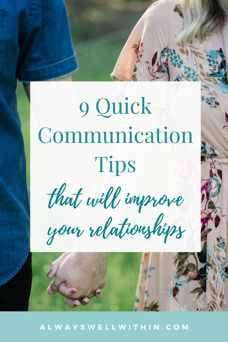 Are you making a mess of your relationships with poor communication skills? #communicationskills #communicationtips #bettercommunication #effectivecommunication