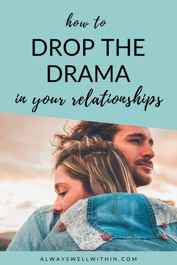 "Do you get caught in the role of victim, rescuer, or persecutor in your relationships?  Or even move around between those roles? That's called the ""Drama Triangle."" But you don't have to stay stuck there. Read this to learn more about each role in the Drama Triangle and how to move from the constant interpersonal drama to healthier relationships.  #dramatriangle #relationshipadvice #relationshipgoals #relationshipproblems"