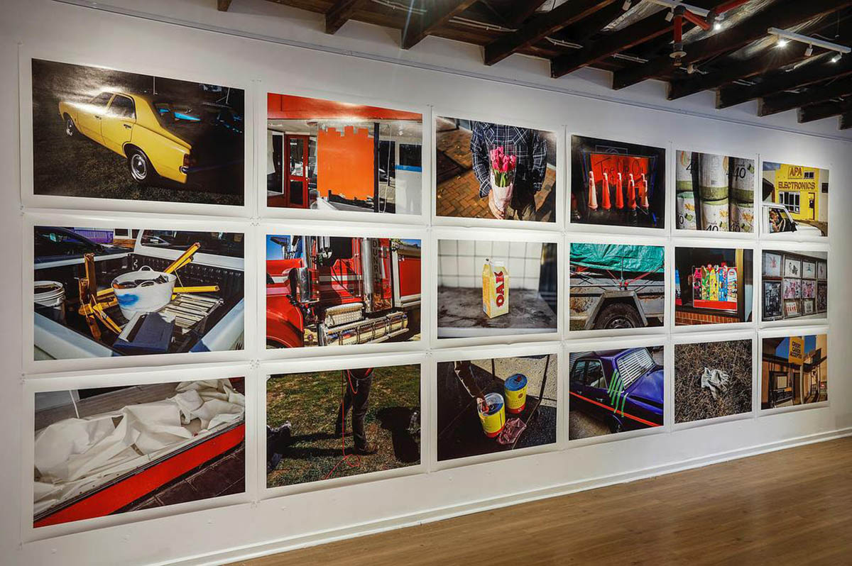 Unknown/Untitled - Colour Photographs , TPR Gallery, Canberra, Australia (20 May - 8 July 2018)