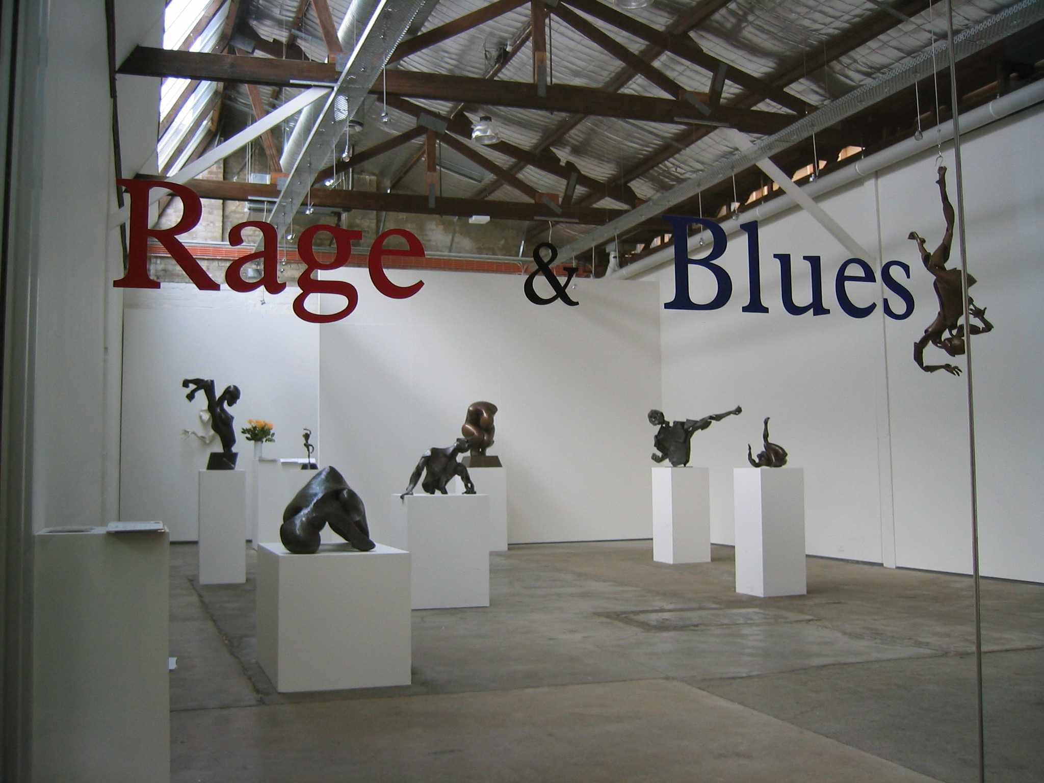 Rage & Blues