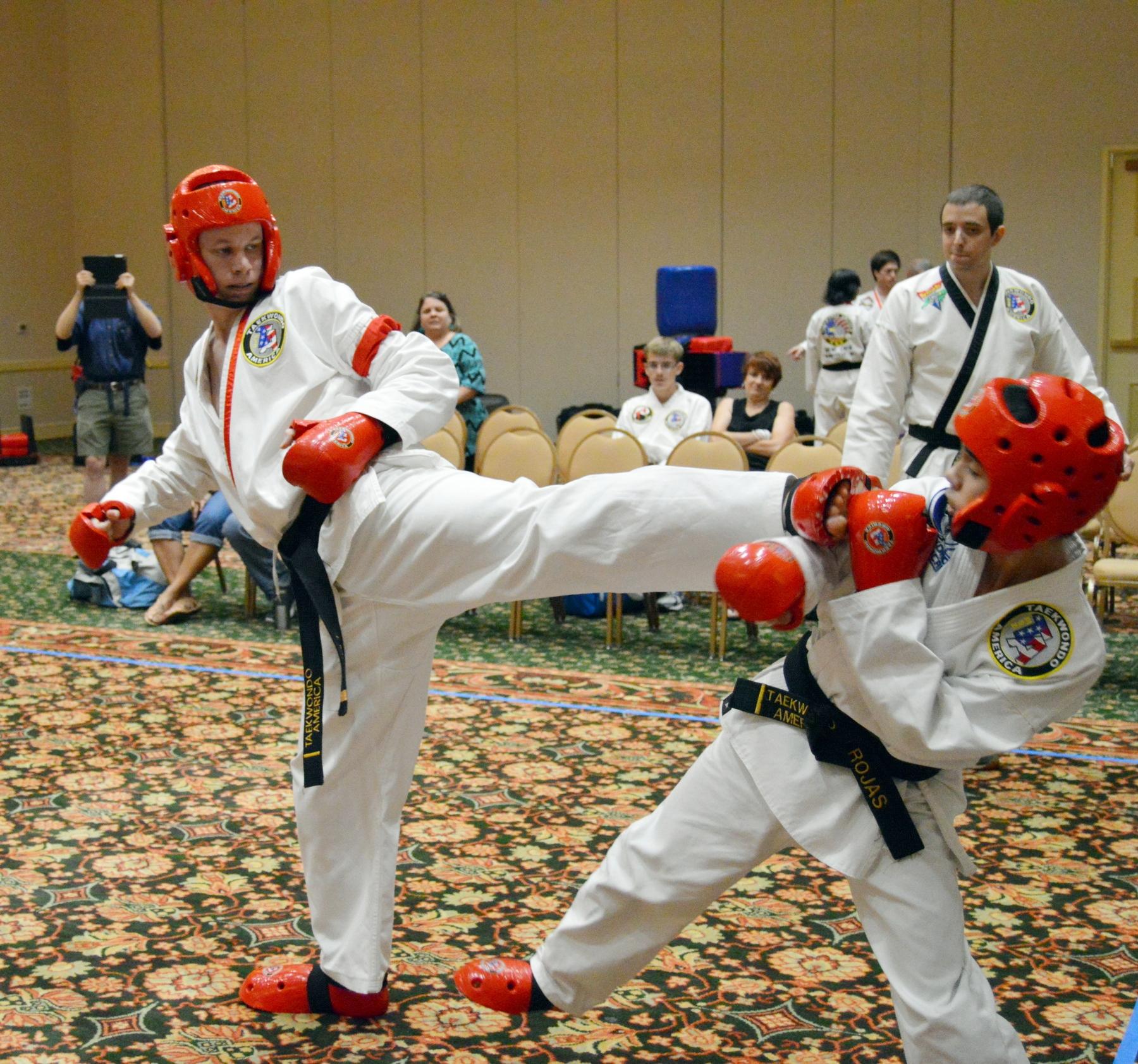 Taekwondo Regional Tournament