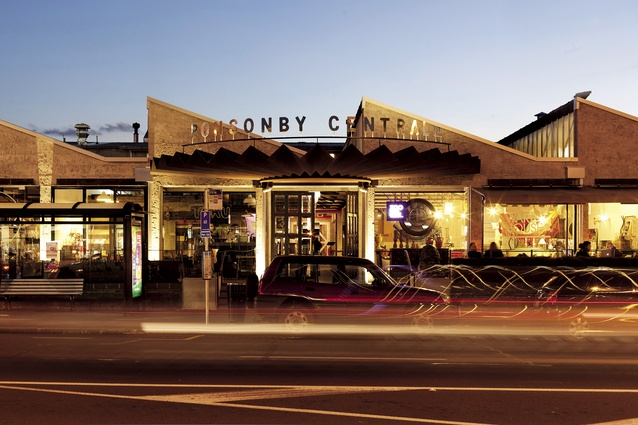 - Ponsonby Central. Shopping & Dining