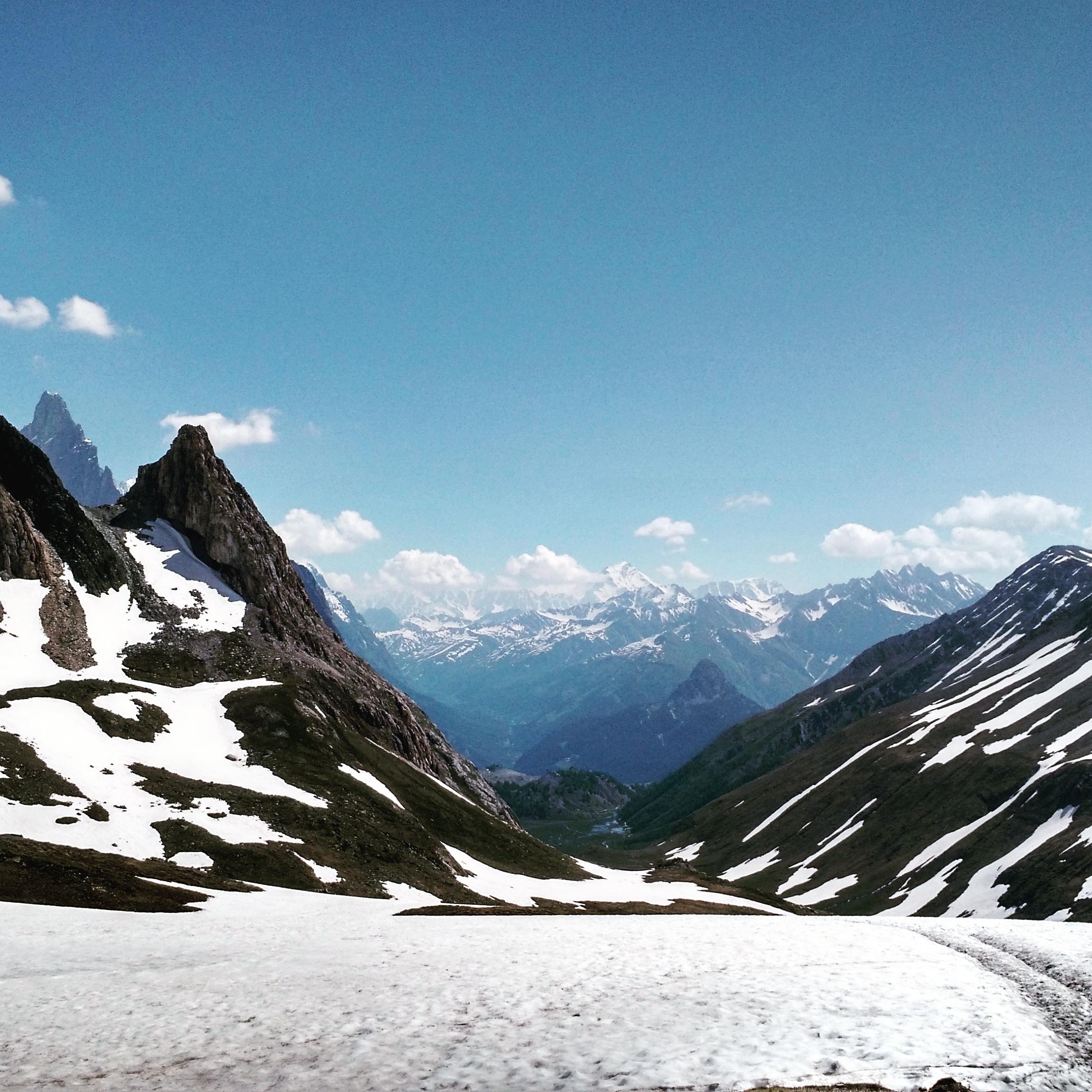 Tour du Mont Blanc, June 2016