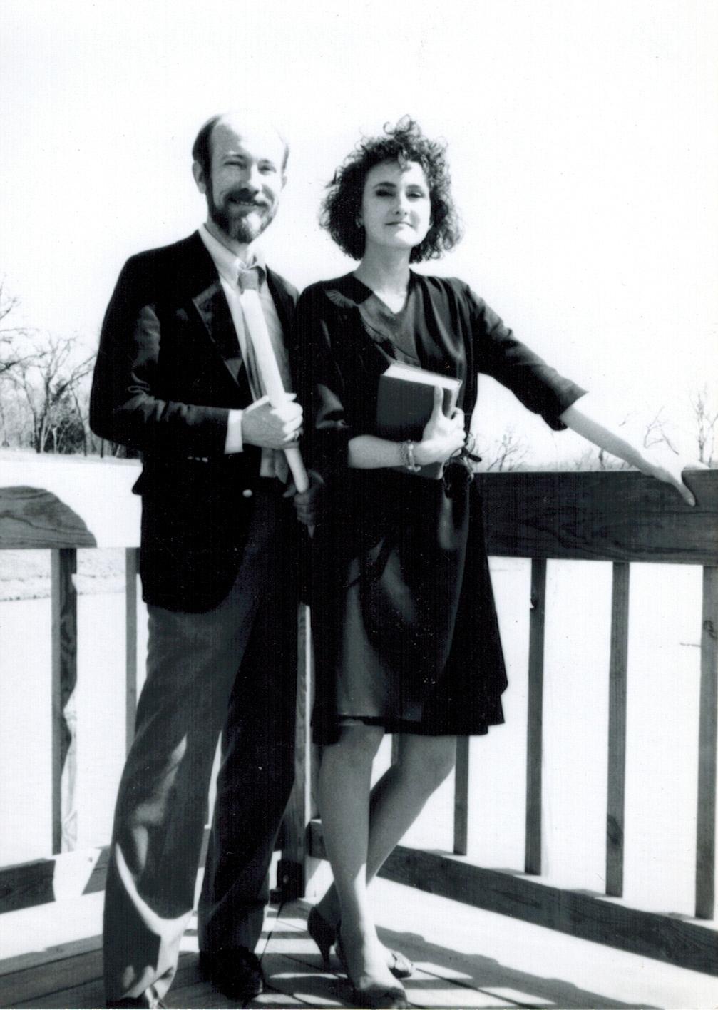 Jack & Kathryn O'Meara in 1985