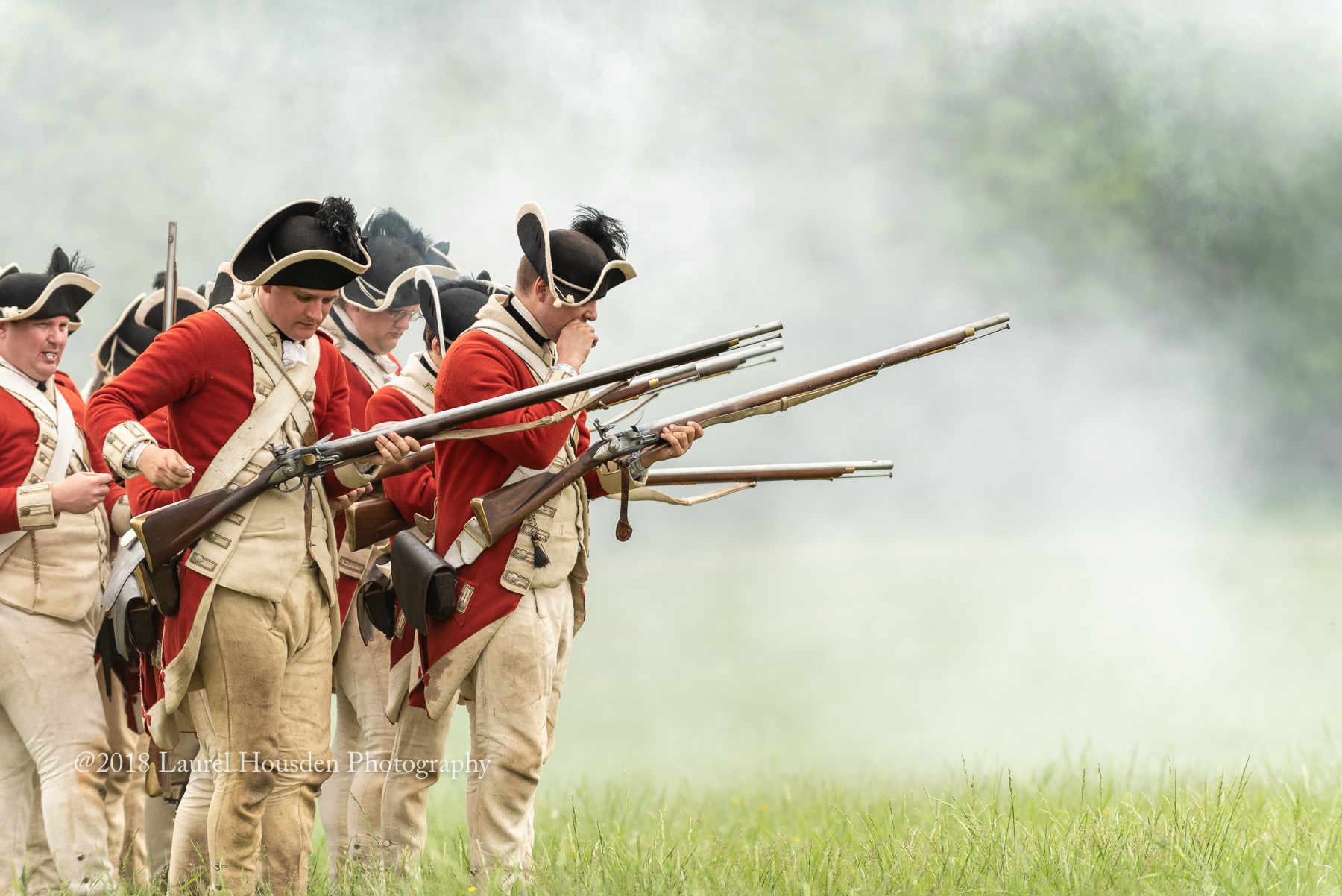 2018 Mt. vernon Revolutionary War Weekend -